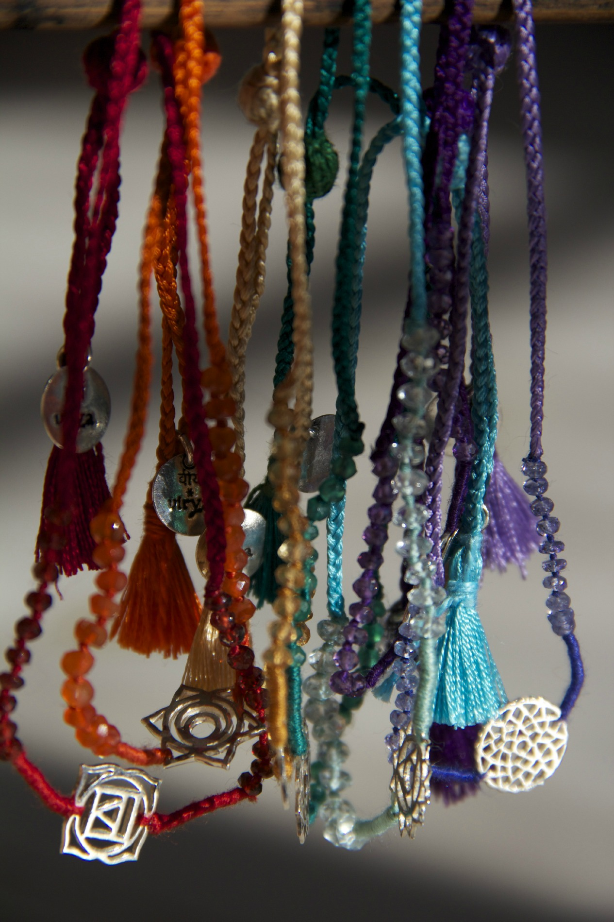 The Chakra Collection – Tune in and drop into your center with chakra power