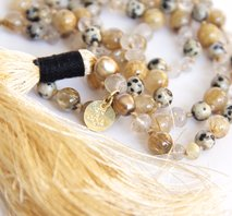 """The Golden Grounding Mala"""